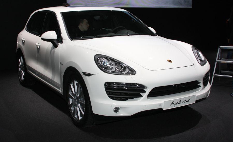 2011 Porsche Cayenne / Cayenne Hybrid