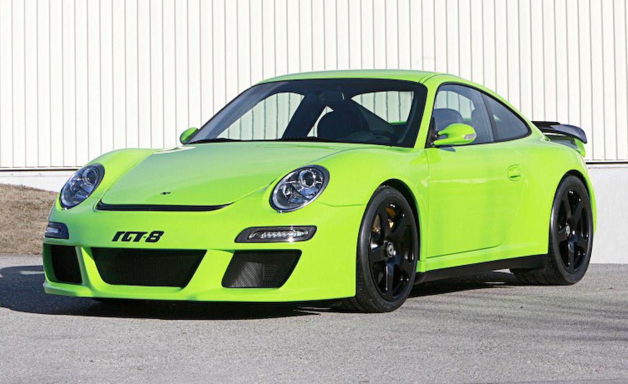 2011 Ruf 911 RGT-8