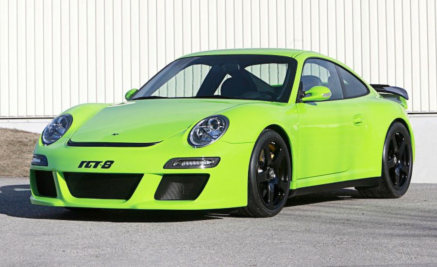2011 Ruf 911 Rgt 8 Auto Shows News Car And Driver