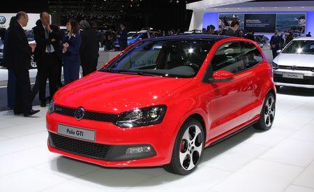 2011 Volkswagen Polo GTI