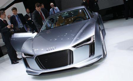 Audi E-Tron Detroit Concept