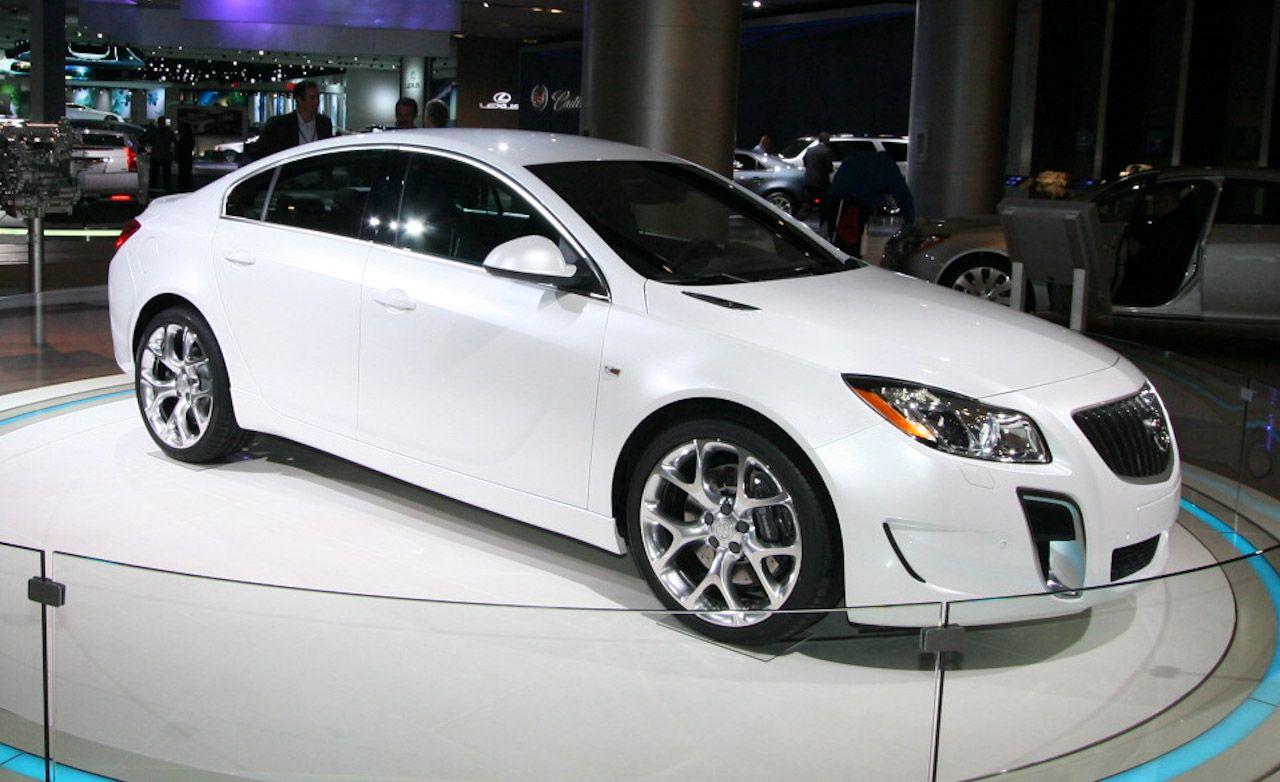 Buick regal concept