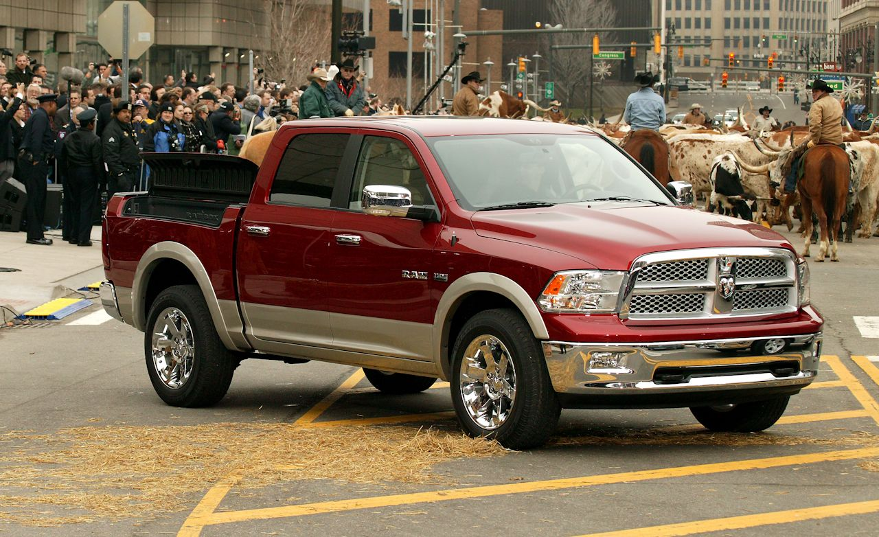 Dodge to Build Fleet of Plug In Hybrid Rams