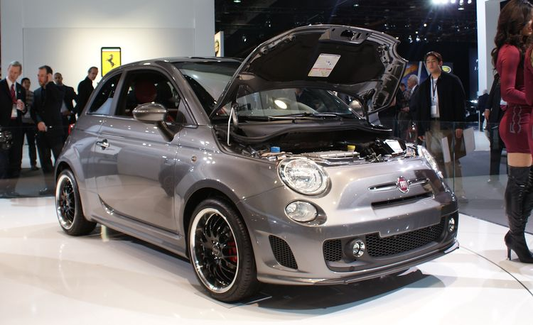 Fiat 500 BEV Concept