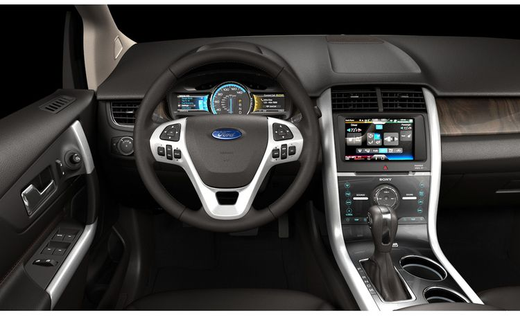 Ford Introduces Next-Gen Connectivity Suite Called MyFord; Should Be Awesome