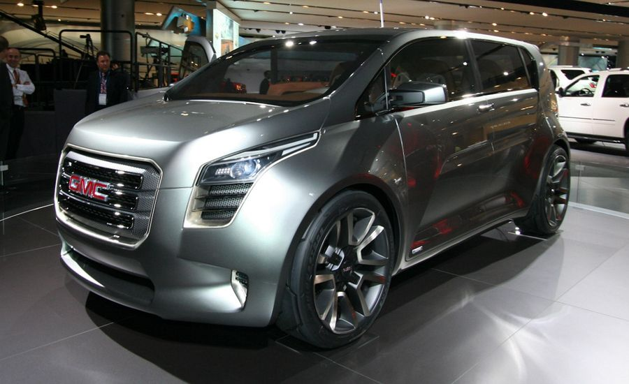 GMC Granite Concept | Auto Shows | News | Car and Driver