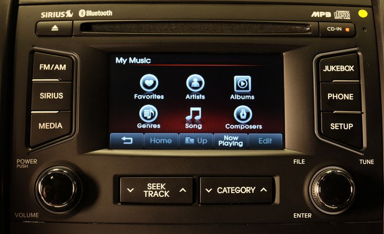 Hands-On with Kia's New Uvo Infotainment Interface