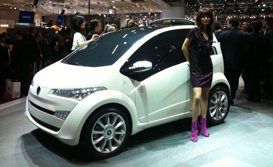 Italdesign Giugaro / Proton Emas Concept Cars