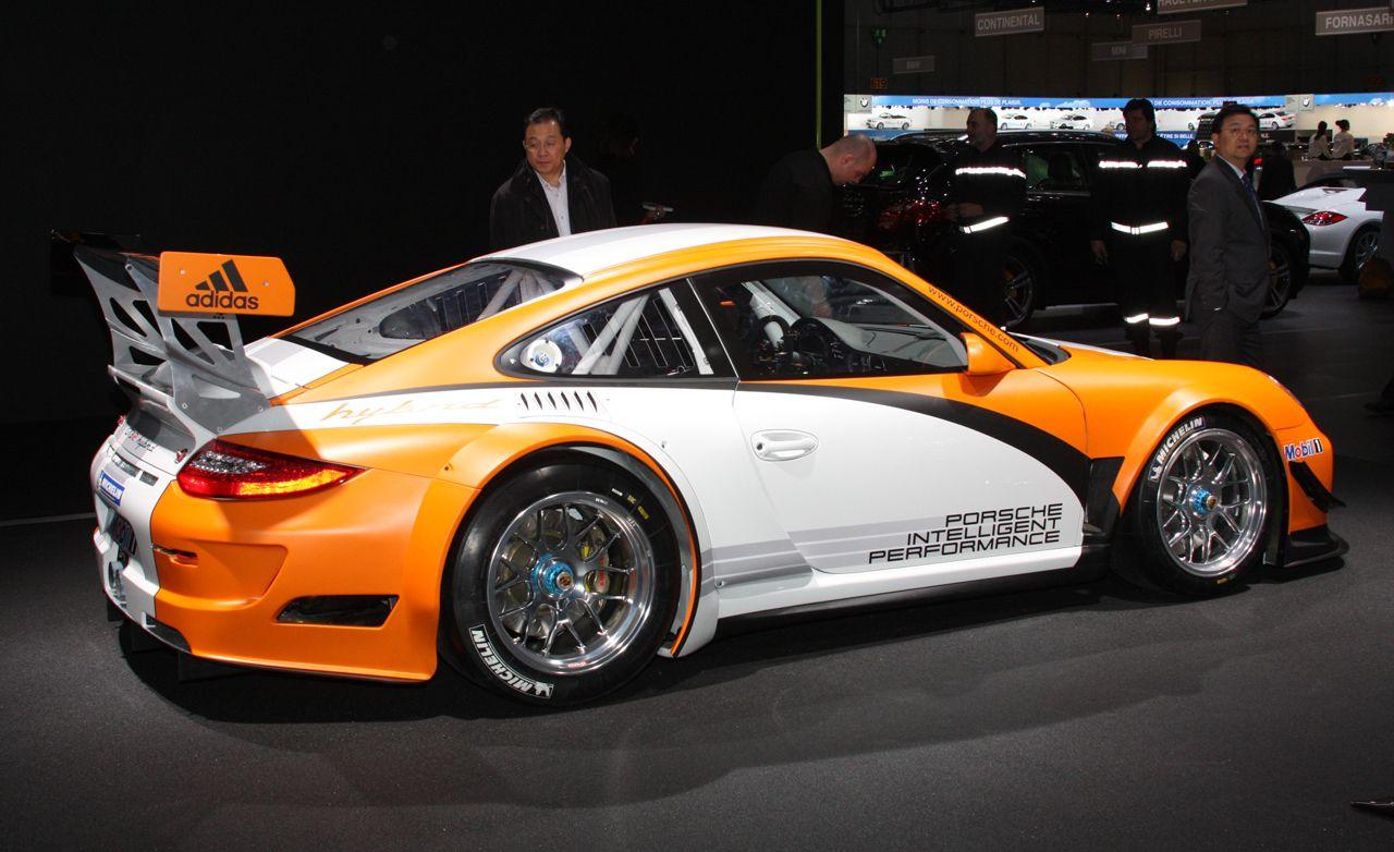 Porsche 911 GT3 R Hybrid | Auto Shows | News | Car and Driver