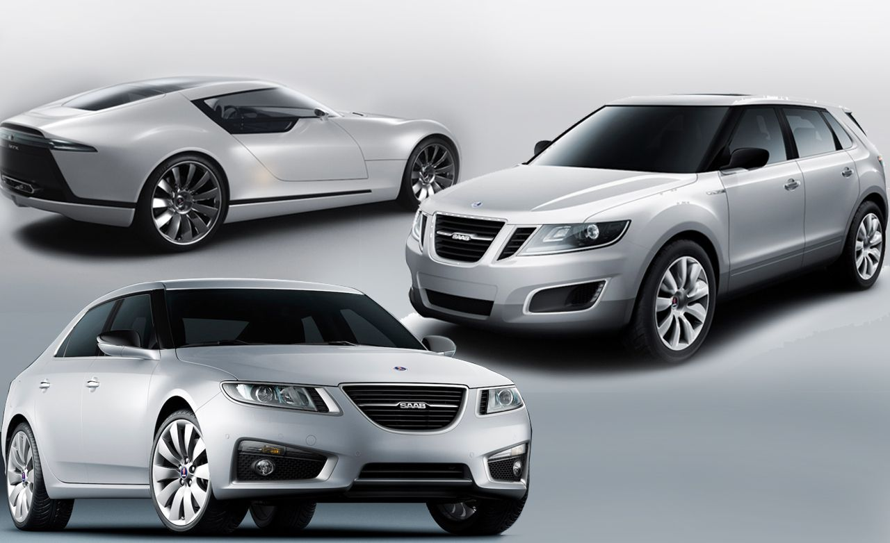 Saab Product Plans for 2010 and Beyond