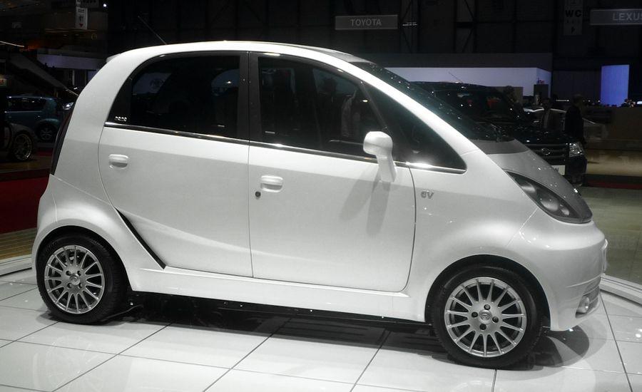 Tata Nano EV Concept