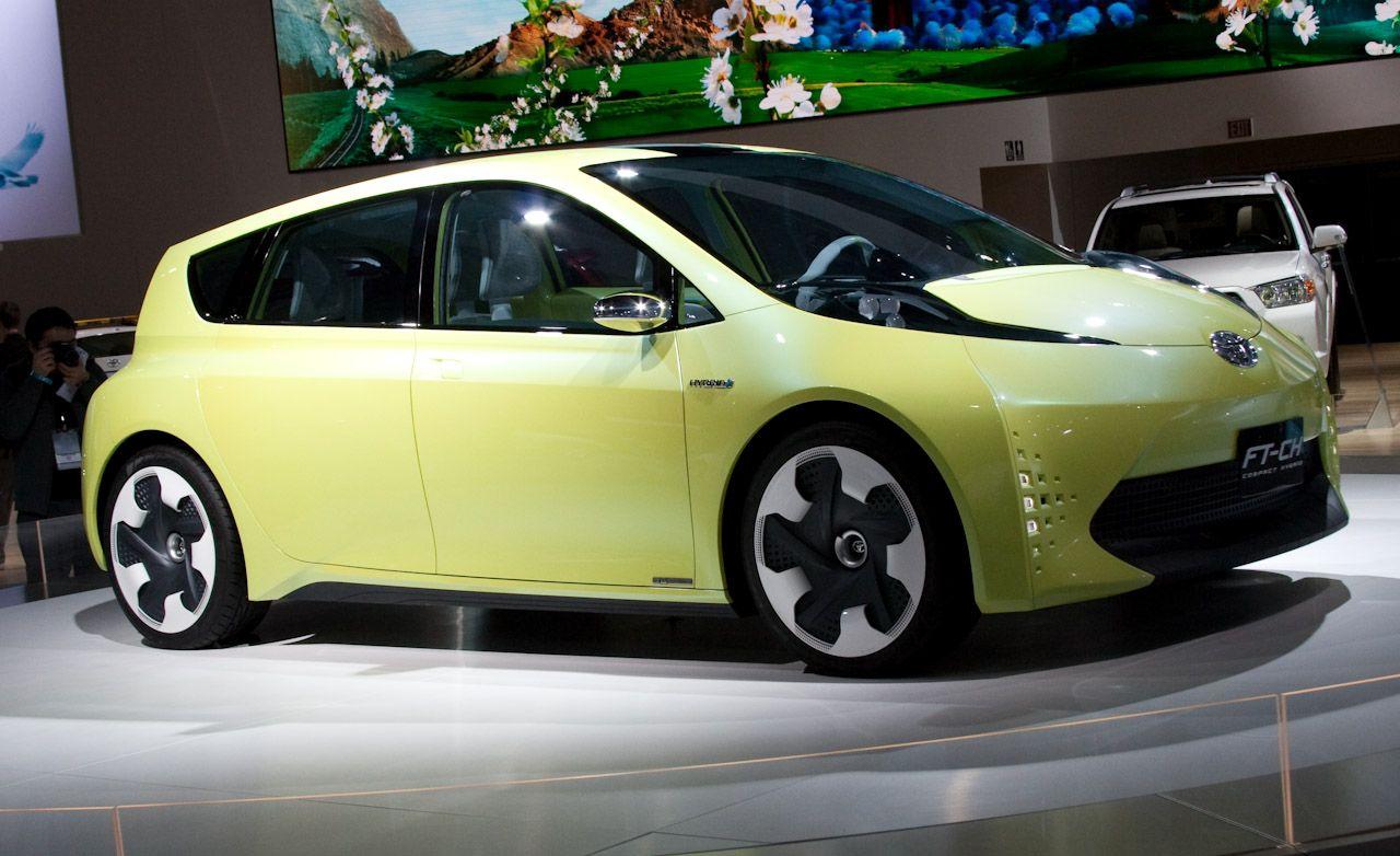 Toyota FT-CH Hybrid Concept