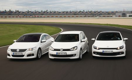 Volkswagen Moves into the Fast Lane, Launches R Performance Division