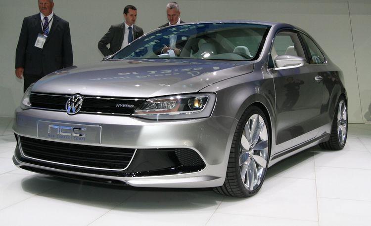 Volkswagen NCC Hybrid Concept