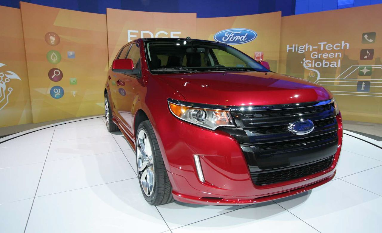 2011 Ford Edge and Edge Sport
