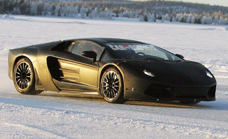 2012 Lamborghini Murciélago Replacement