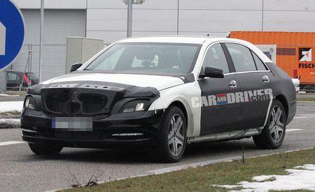 2012 Mercedes-Benz S-class / S550 / S600