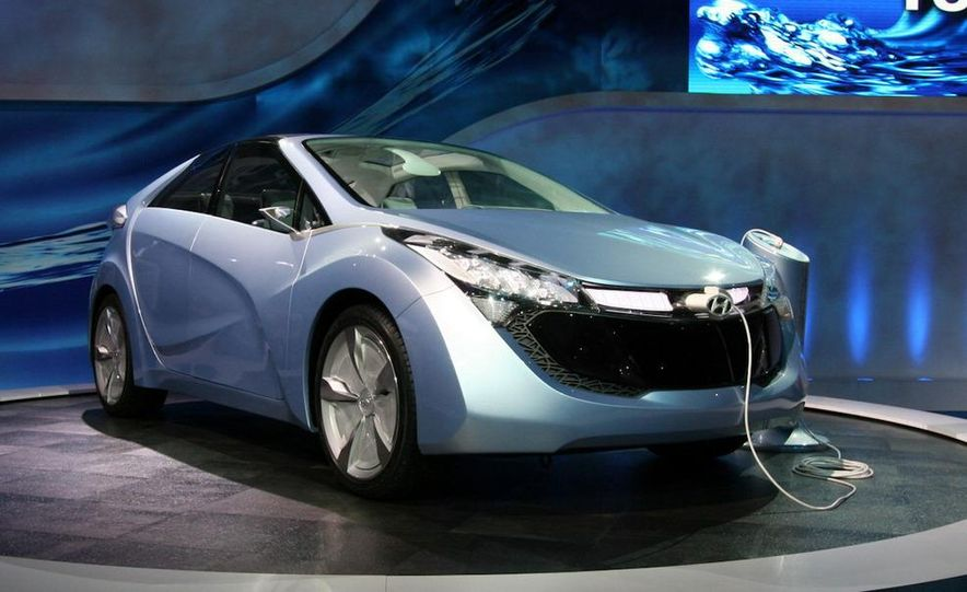 Hyundai Blue-Will concept - Slide 7