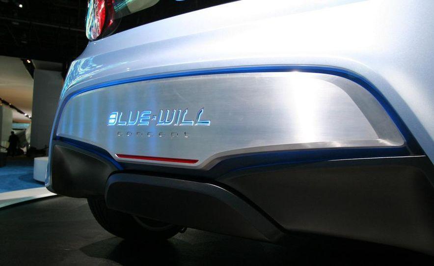 Hyundai Blue-Will concept - Slide 8