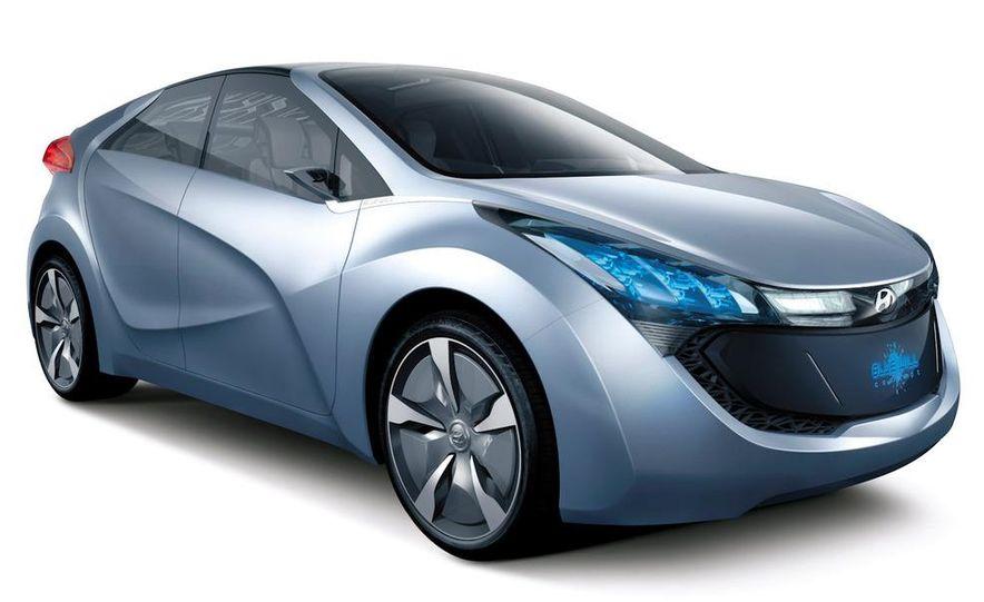 Hyundai Blue-Will concept - Slide 19