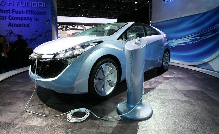 Hyundai Blue-Will concept - Slide 2