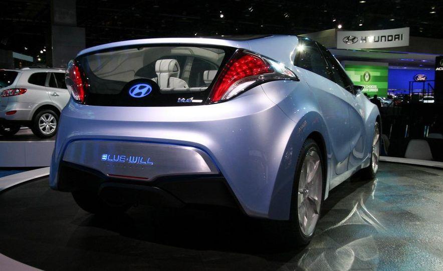 Hyundai Blue-Will concept - Slide 3