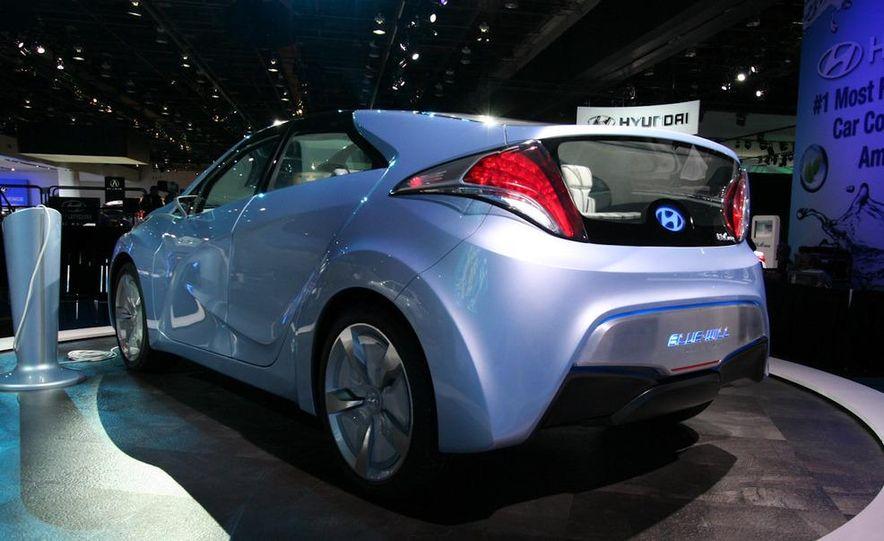 Hyundai Blue-Will concept - Slide 4