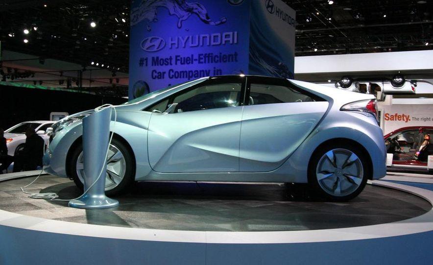 Hyundai Blue-Will concept - Slide 5