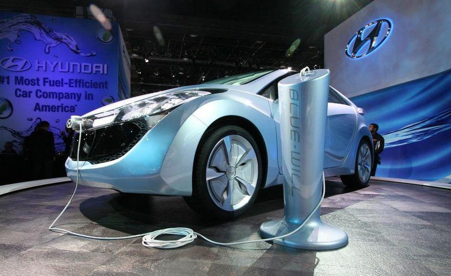 Hyundai Blue-Will concept - Slide 6