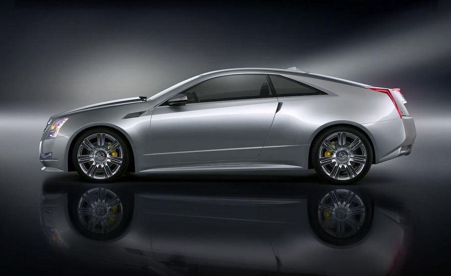 2011 Cadillac CTS-V coupe - Slide 41