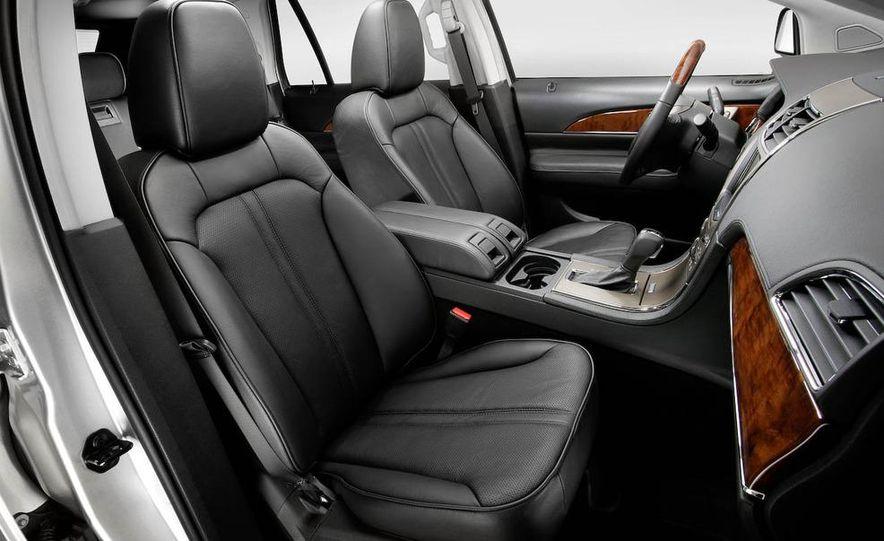 2011 Lincoln MKX - Slide 41