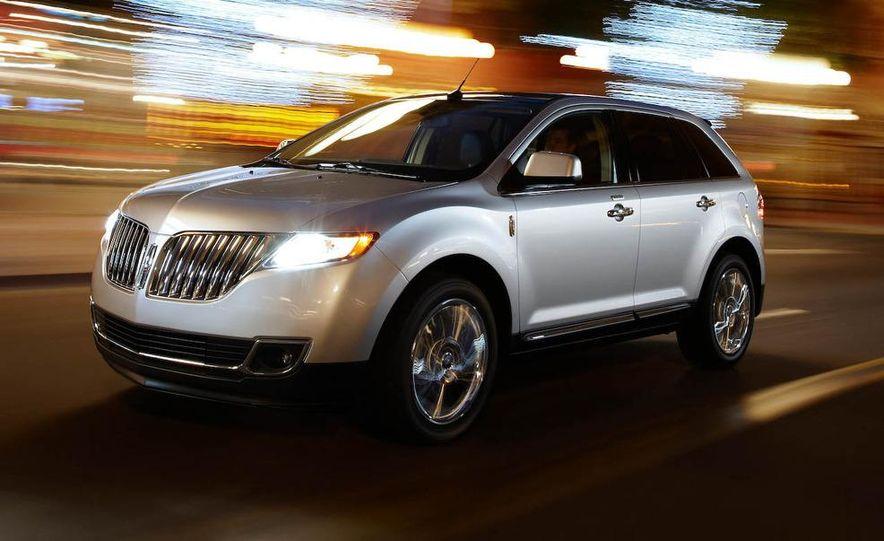 2011 Lincoln MKX - Slide 10