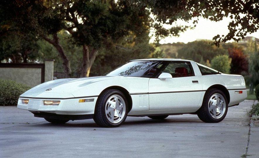 1984 Chevrolet Corvette coupe - Slide 6