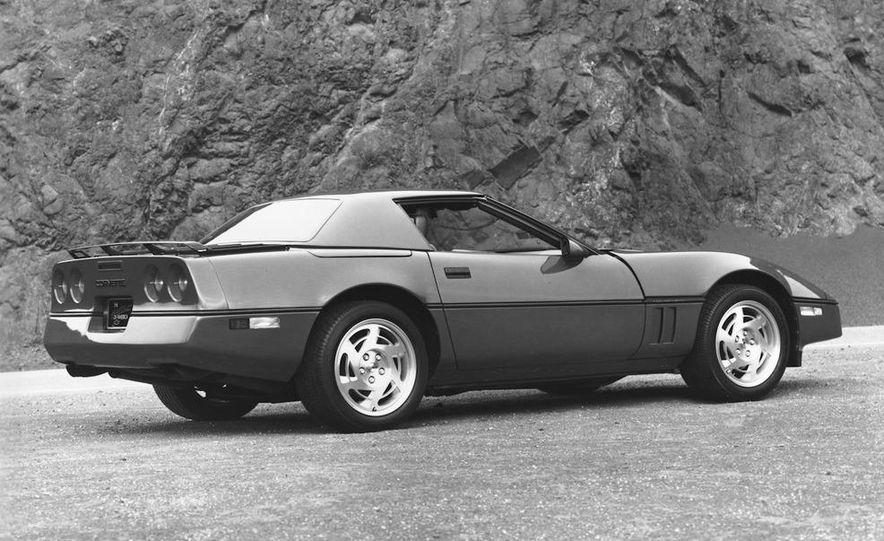 1984 Chevrolet Corvette coupe - Slide 7