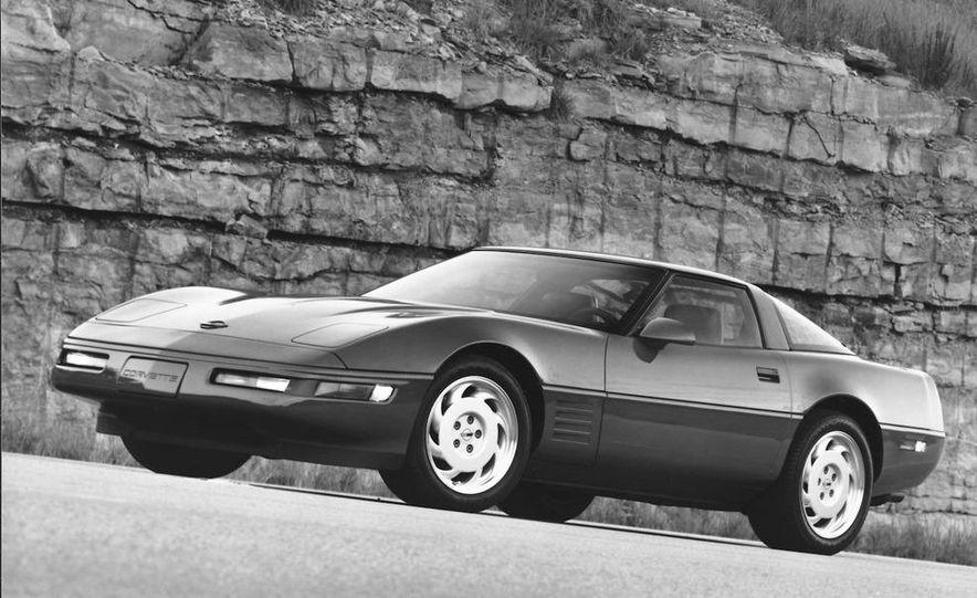 1984 Chevrolet Corvette coupe - Slide 8
