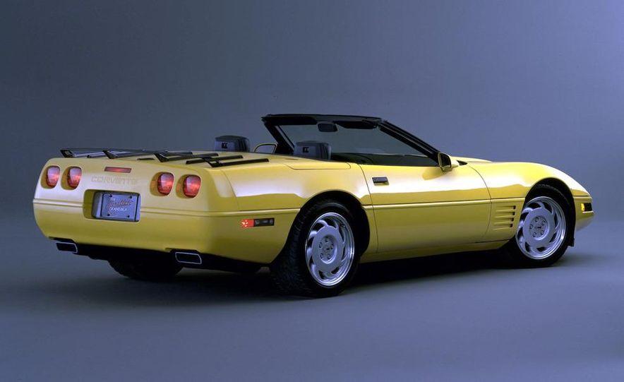 1984 Chevrolet Corvette coupe - Slide 9