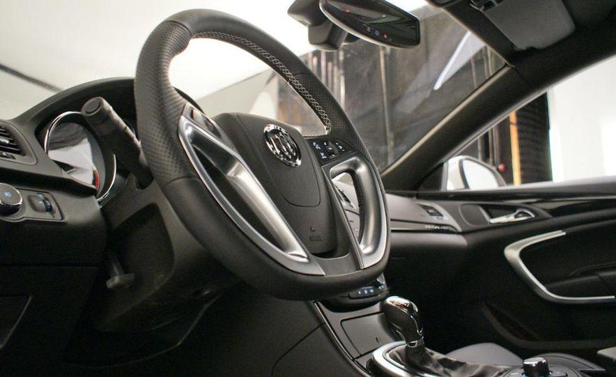 Buick Regal GS concept - Slide 33