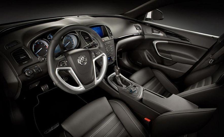 Buick Regal GS concept - Slide 36