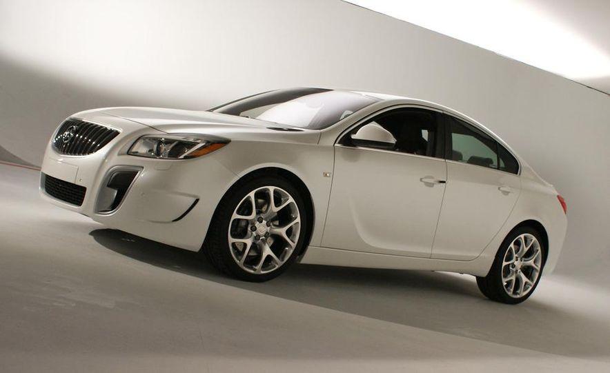 Buick Regal GS concept - Slide 20