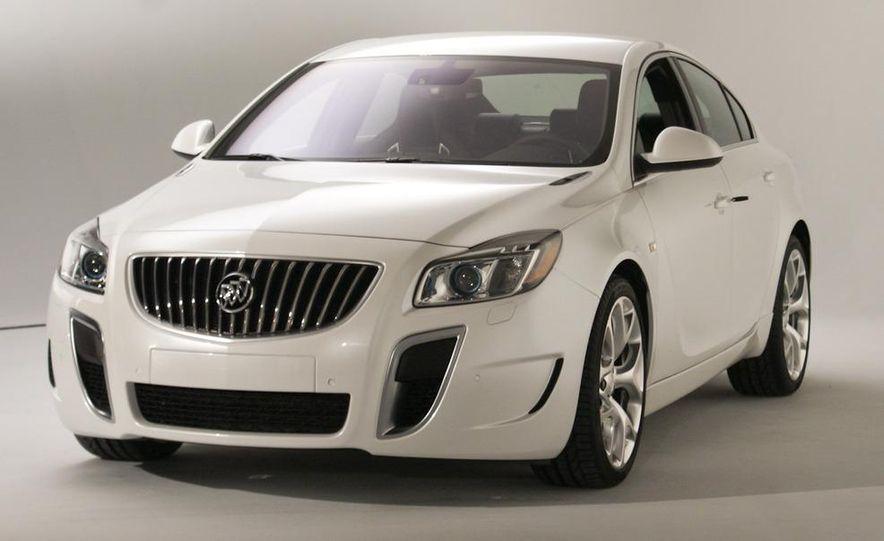 Buick Regal GS concept - Slide 18