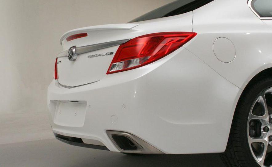 Buick Regal GS concept - Slide 26