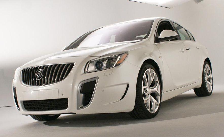 Buick Regal GS concept - Slide 13