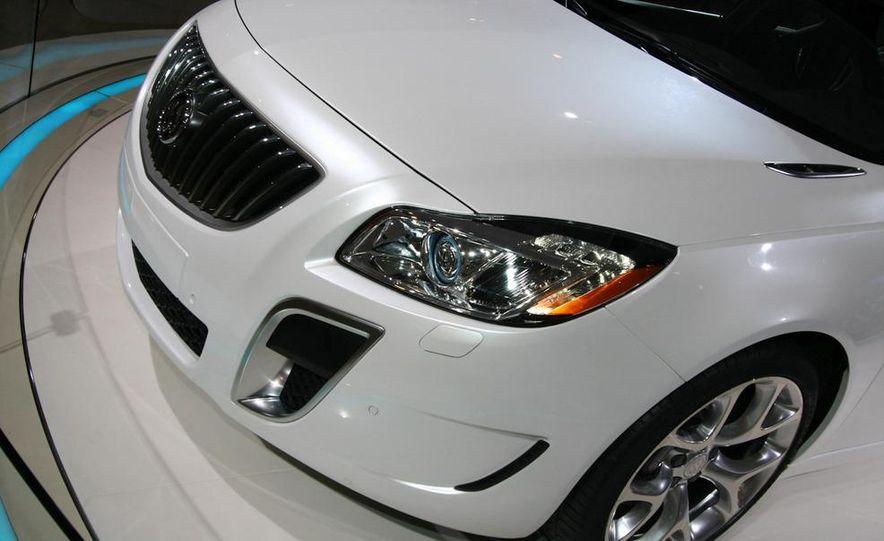 Buick Regal GS concept - Slide 6