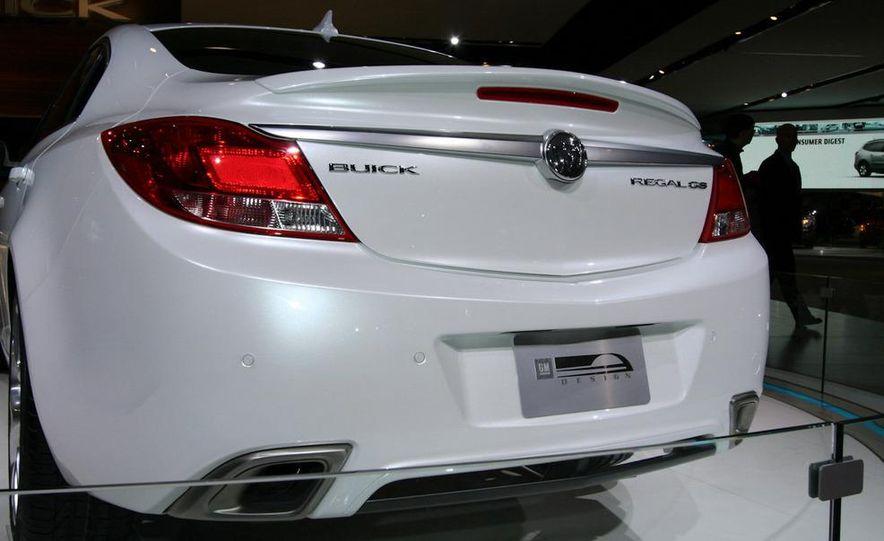 Buick Regal GS concept - Slide 7