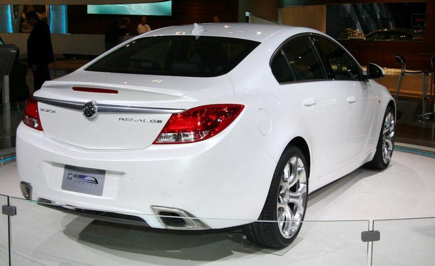 Buick Regal GS concept - Slide 5
