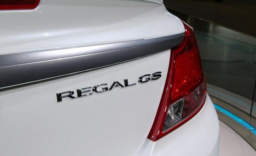 Buick Regal GS concept - Slide 9