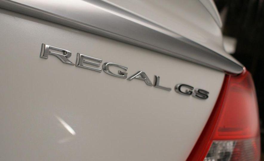 Buick Regal GS concept - Slide 31