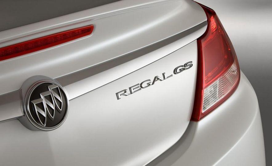 Buick Regal GS concept - Slide 30