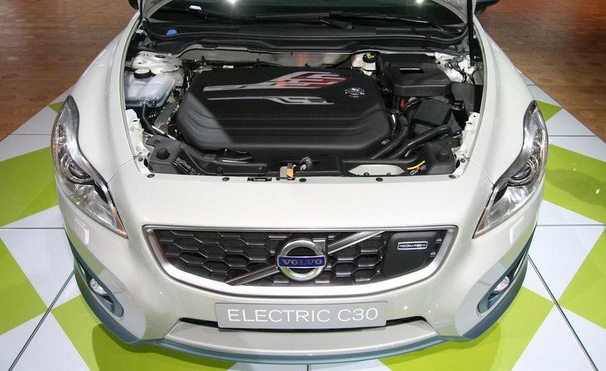 Volvo C30 BEV - Slide 4
