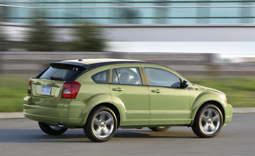 2010 Dodge Journey R/T - Slide 8